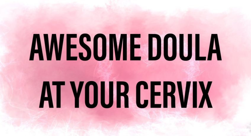 awesome doula 848x461 - Awesome Doula at your Cervix